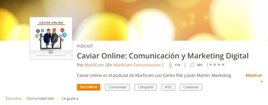 Podcast Caviar Online