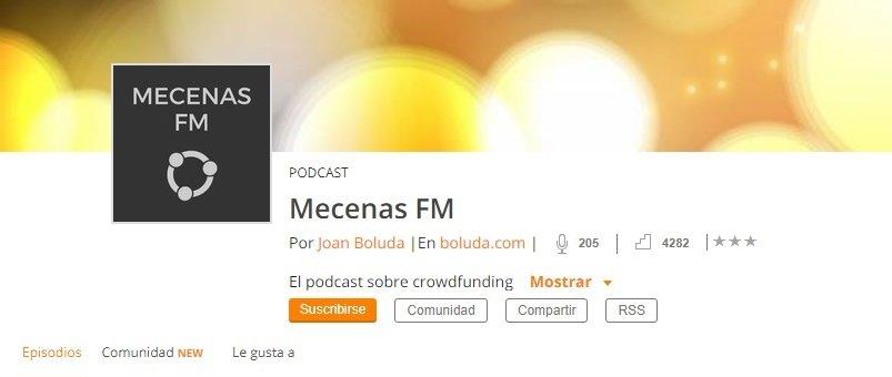 Podcast Mecenas FM