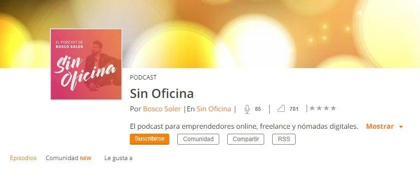Podcast Sin Oficina