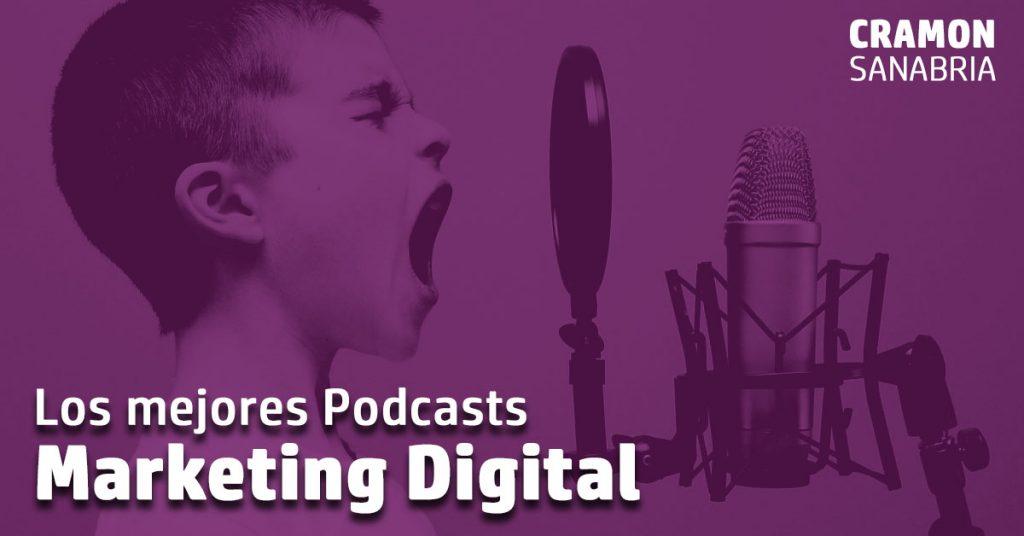 mejores podcasts sobre marketing digital