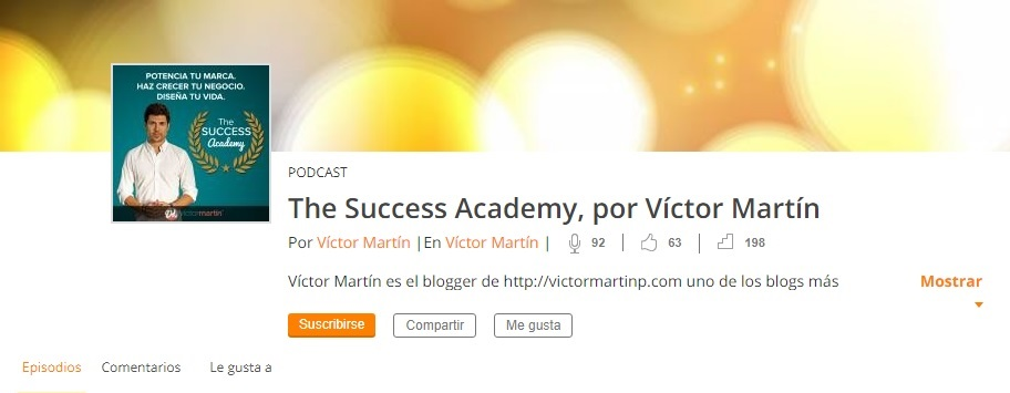 podcast The Success Academy