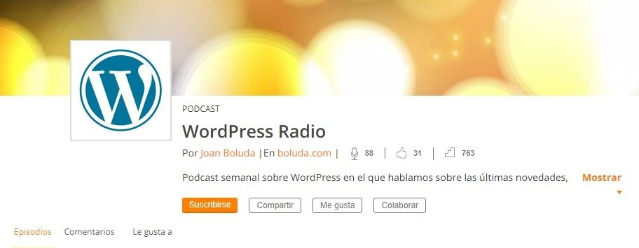 Podcast WordPress Radio