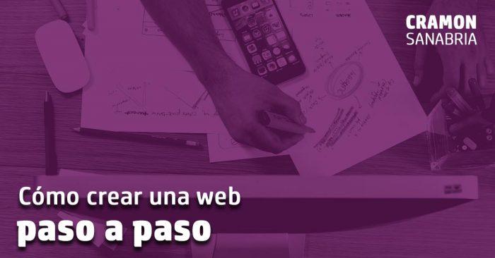 crear web paso a paso