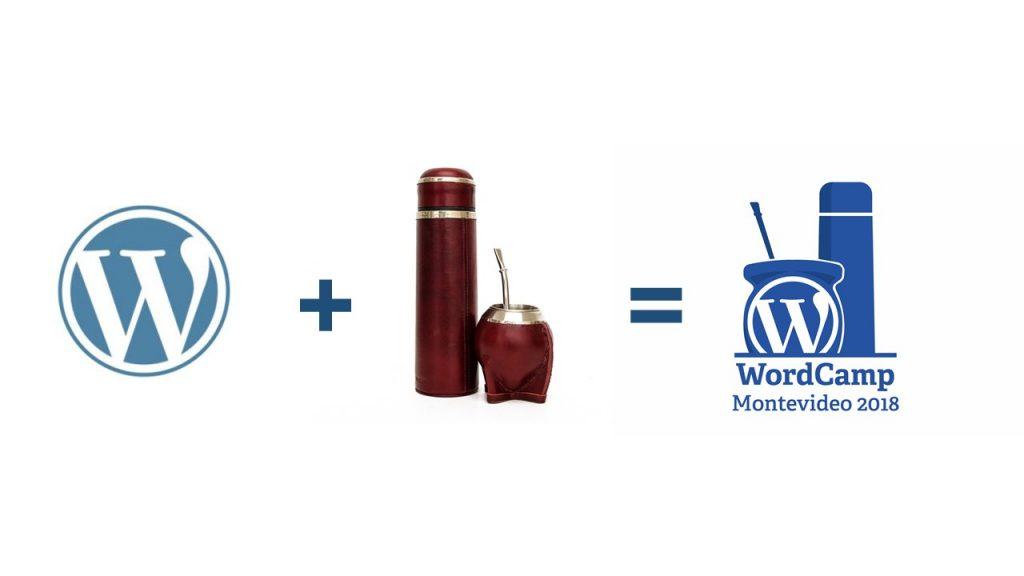 Elementos para crear logo WordCamp Montevideo 2018