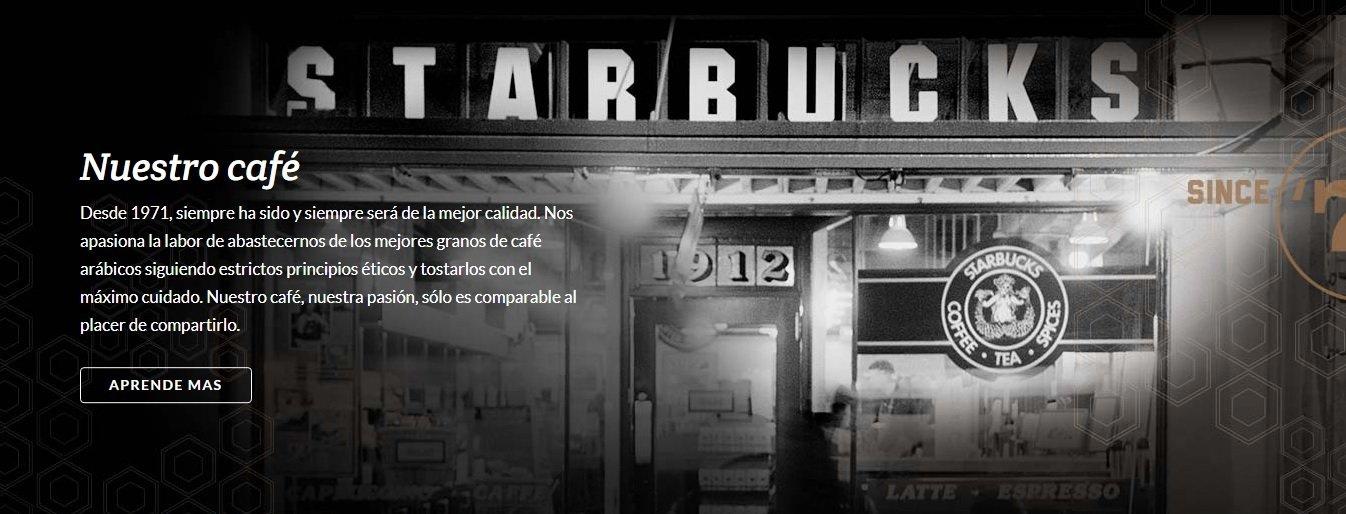 Propuesta de valor de Starbucks