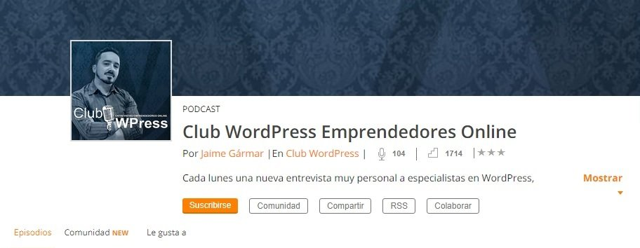 Club WordPress